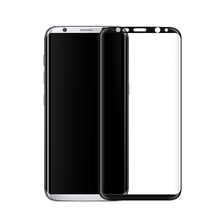 Buy 0.26mm Full Screen Tempered 3D Glass Film Samsung Galaxy S8 Glass Screen Protector Saver protective Glass 9H Hardness for $5.25 in AliExpress store