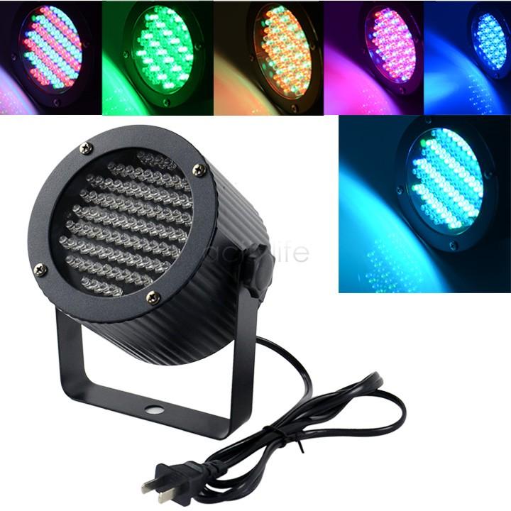 2015 86 LED Stage Lights High Power laser Stage Lights Led Flat Par with Professional for Party KTV Disco DJ US Plug us51(China (Mainland))