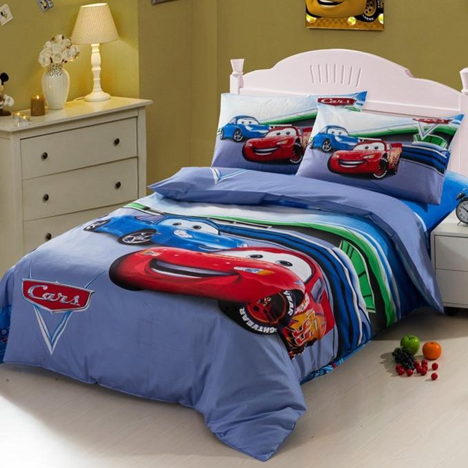Racing Car Bedding Sets Race Car Kids Boys Bedding