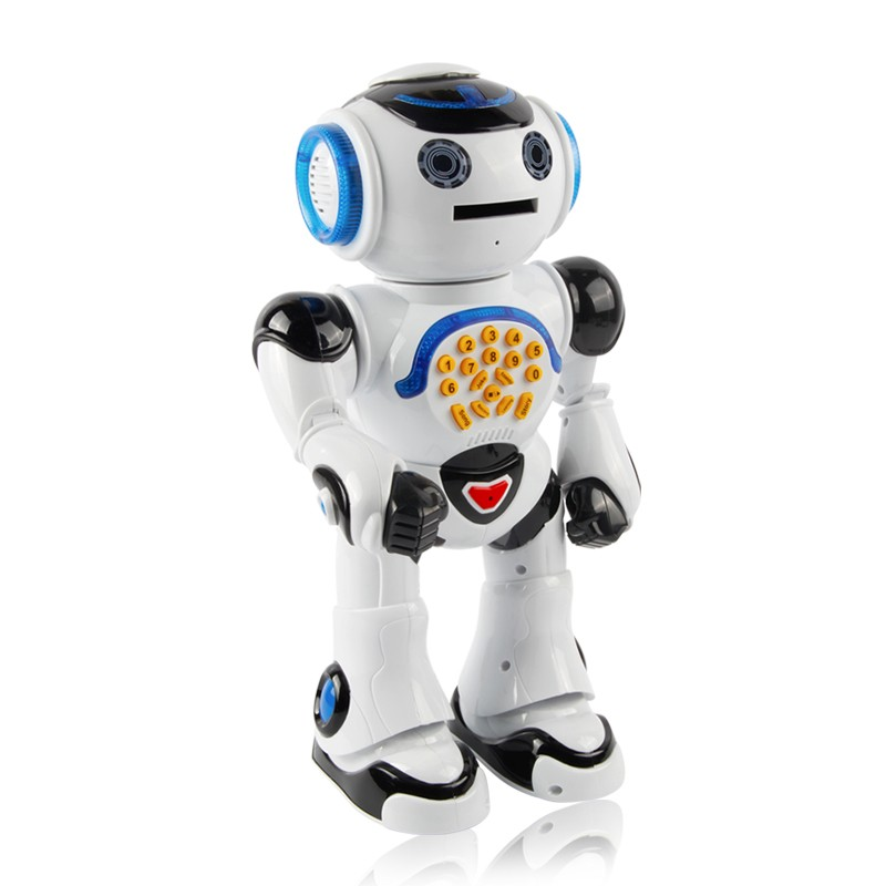 Robot Toys For Boys : New intelligent robot brat wiith remote control toy for
