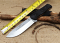 Fine Brothers of Bushcraft Fieldcraft TOPS Hunting Fixed Knife 9Cr18Mov Blade G10 Handle Tactical Camping Knife