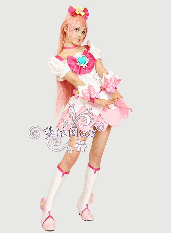 Pretty Cure Heartcatch cosplay costume any size 3design chooseОдежда и ак�е��уары<br><br><br>Aliexpress