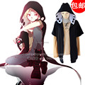 Kagerou project cosplay hoodies mekakucity actors heat haze project kano shuuya Cosplay jacket costume set hoodie
