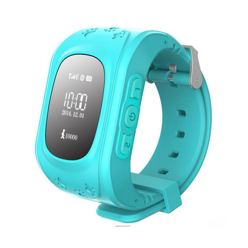 Gps Tracker Smart Kid Safe Watch Wristwatch SOS Emergency GSM Finder For Kid Child Anti-Lost Monitor 3D Pedometer Health Care<br><br>Aliexpress