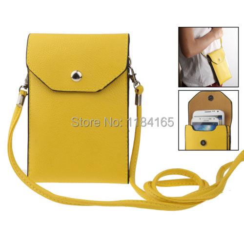 Hot Sale Women's messenger Bags Fashion Women's Crossbody Shoulder Bags Wallet Bolsas Leather Handbags Free Shipping 9 Colors(China (Mainland))