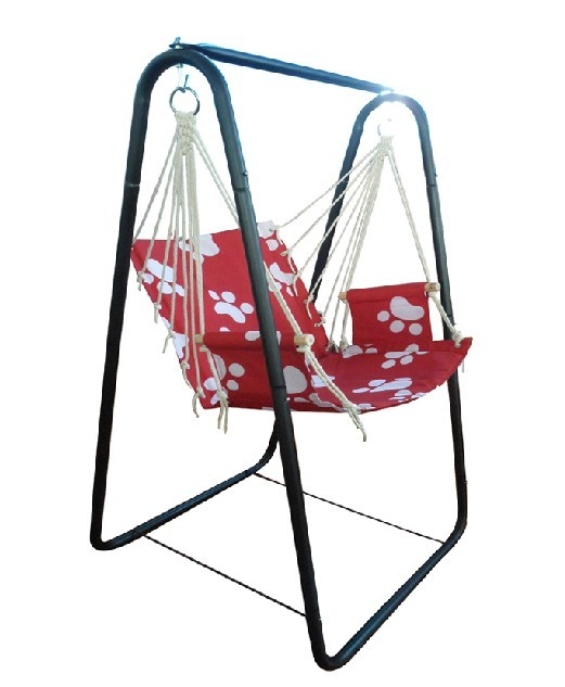 1 6 swing hanging chair indoor outdoor hanging chair adult. Black Bedroom Furniture Sets. Home Design Ideas