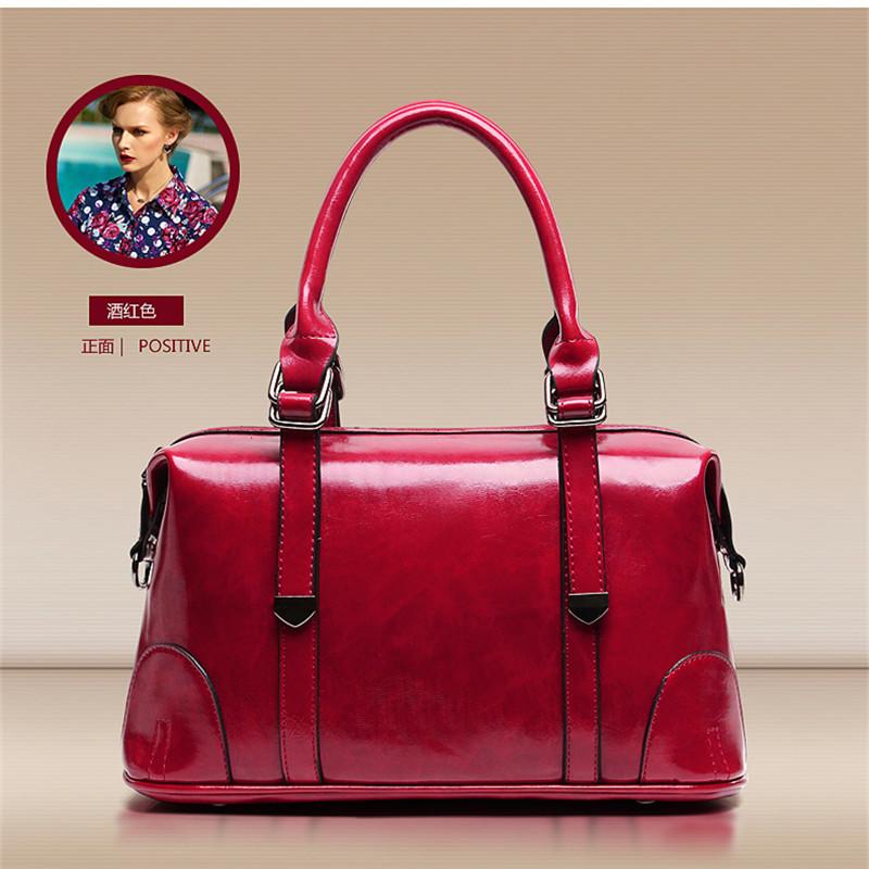 Hot Sell new female fashion leisure shoulder bags women's messenger bag high quality patent leather handbag designer handbags(China (Mainland))