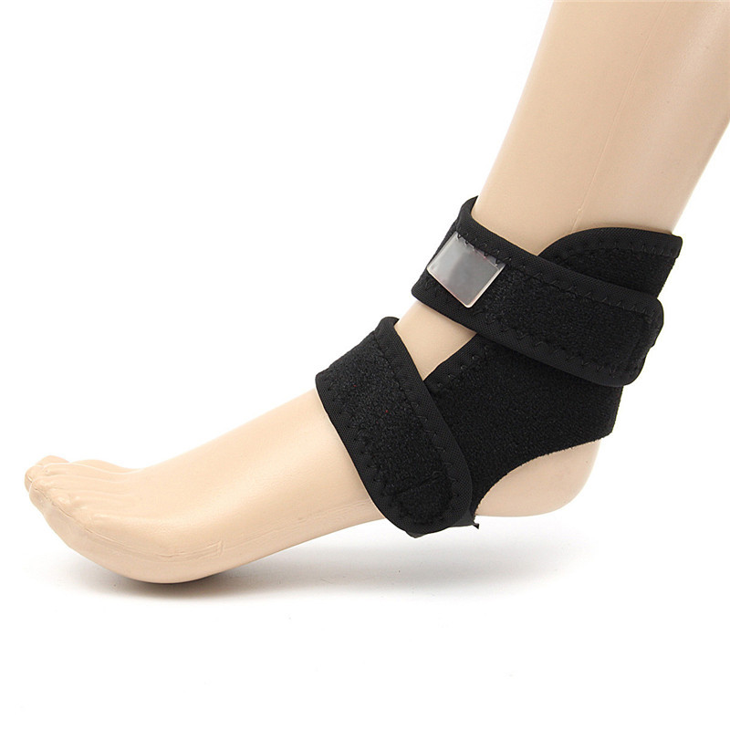 1pcs Adjustable Elastic Ankle Support Breathable Ankle Brace for Wrap Pad Foot Protection achilles tendon brace sprain protector(China (Mainland))