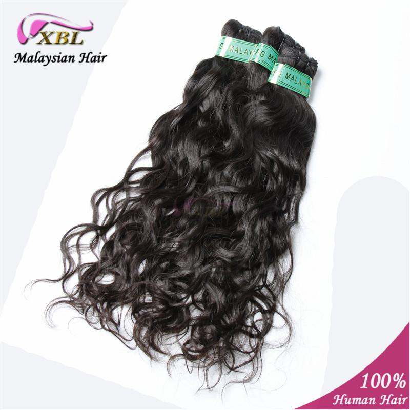 Cheap Wholesale High Quality Malaysian Virgin Hair Natural Wave 5A 3 pcs lot 100% Unprocessed Human Hair Malaysian Natural Wave<br><br>Aliexpress