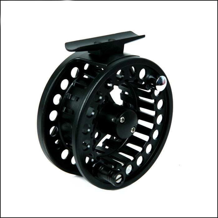 2015 New LH85 fly fishing reel 85mm 5/6# 160g Aluminium fly fishing reels wheel fishing tackle pesca(China (Mainland))