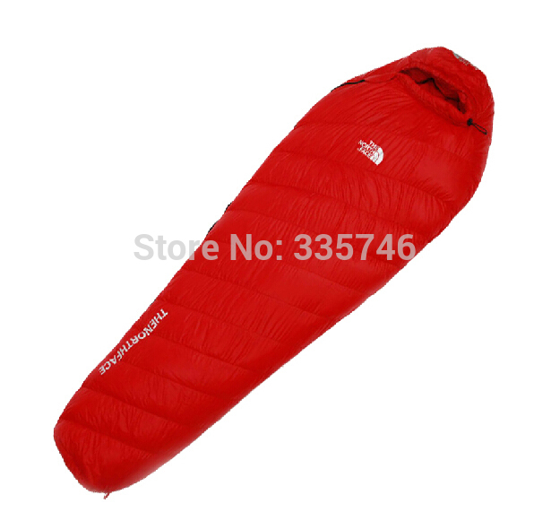 800G New Adult Ultralight Duck Down Outdoor Sleeping Bag camping & hiking Muuuy Warm Splicing Double Winter Sleeping Bags(China (Mainland))