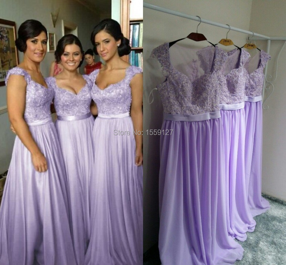 Excepcional Vestidos De Púrpura Claro Boda Ideas Ornamento ...