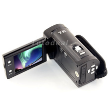 Full HD 720P 16MP Digital Video Camcorder Camera DV DVR 2.7'' TFT LCD 16x ZOOM(China (Mainland))
