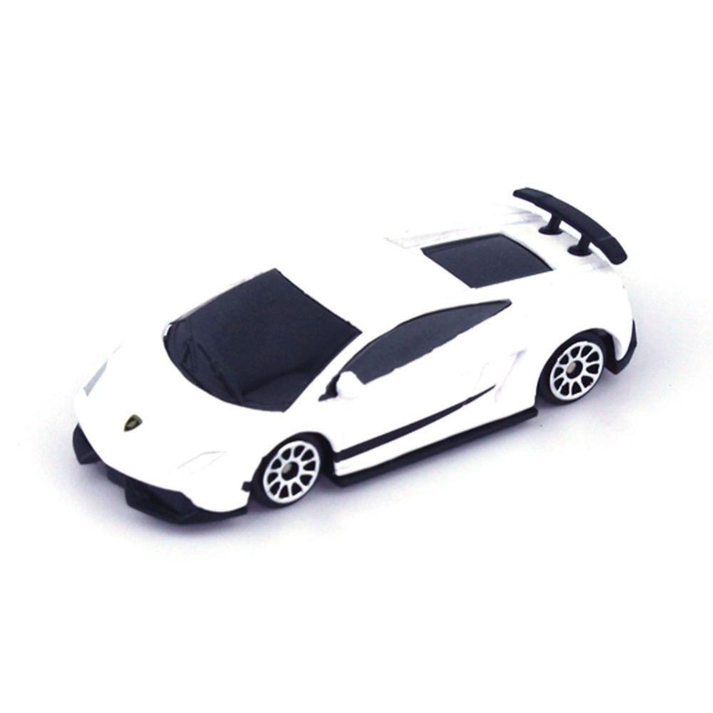RMZ City 344998S 1:64 Scale 3 Inch GALLARDO Die Cast Car Toys for Collection Children Gift White Green Color(China (Mainland))