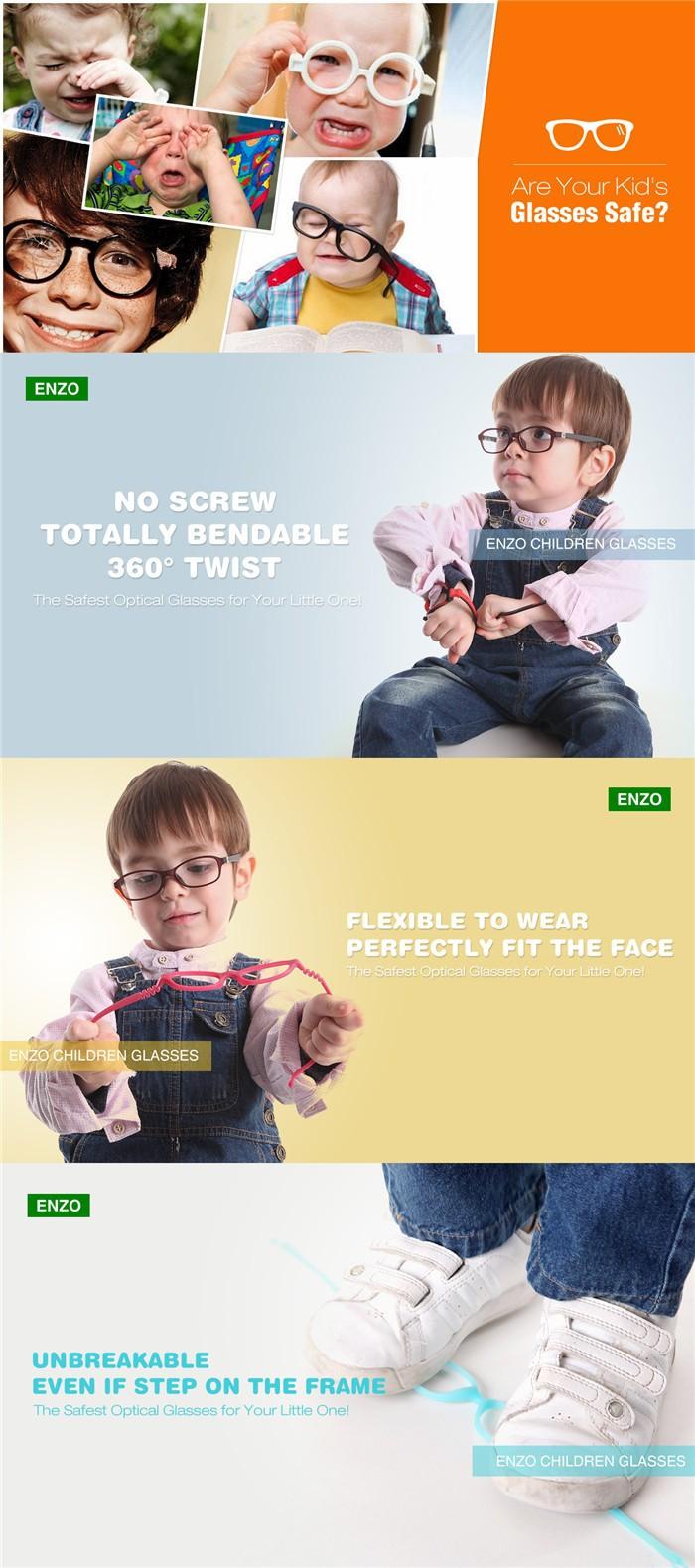 ENZO Children Glasses