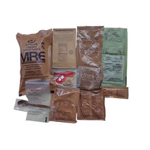 U S Military MREs Meals Ready to Eat menu 1 24 COMBAT RATION outdoor camping emergency