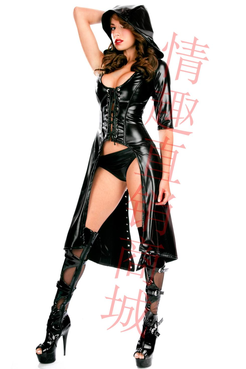 Sexy anime COSplay nightclub DS RPG stage performance clothing Woman Superman cape Wear Underwear<br><br>Aliexpress