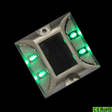 Buy 2017 New hot Outdoor Solar Power Panel Buried Lamp LED Underground Lamp LED Inground Light IP68 LED Street road stud Light for $15.52 in AliExpress store