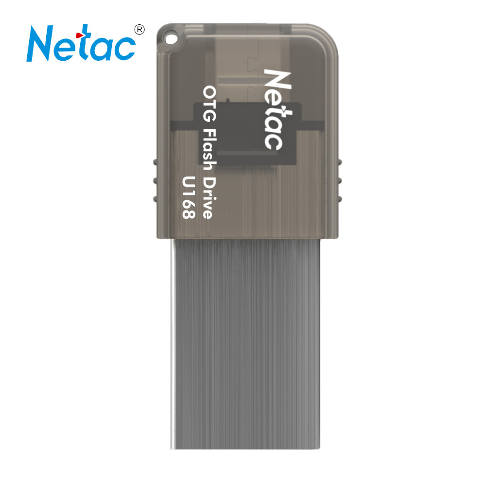 USB-флеш карта Netac U168 OTG USB 3.0 /16 32 usb флеш карта e usb usb u u