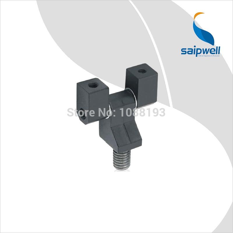 New Asia Black Finsh 270 Degree Rotatable Zinc Alloy Conceal Door Hinges/Cabinet Door Hinges SP024(China (Mainland))