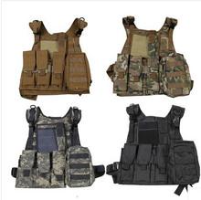 2015 livraison gratuite New Black Army SWAT CS veste tactique militaire de protection Outdoor Training combat tour réservoir de haute qualité(China (Mainland))