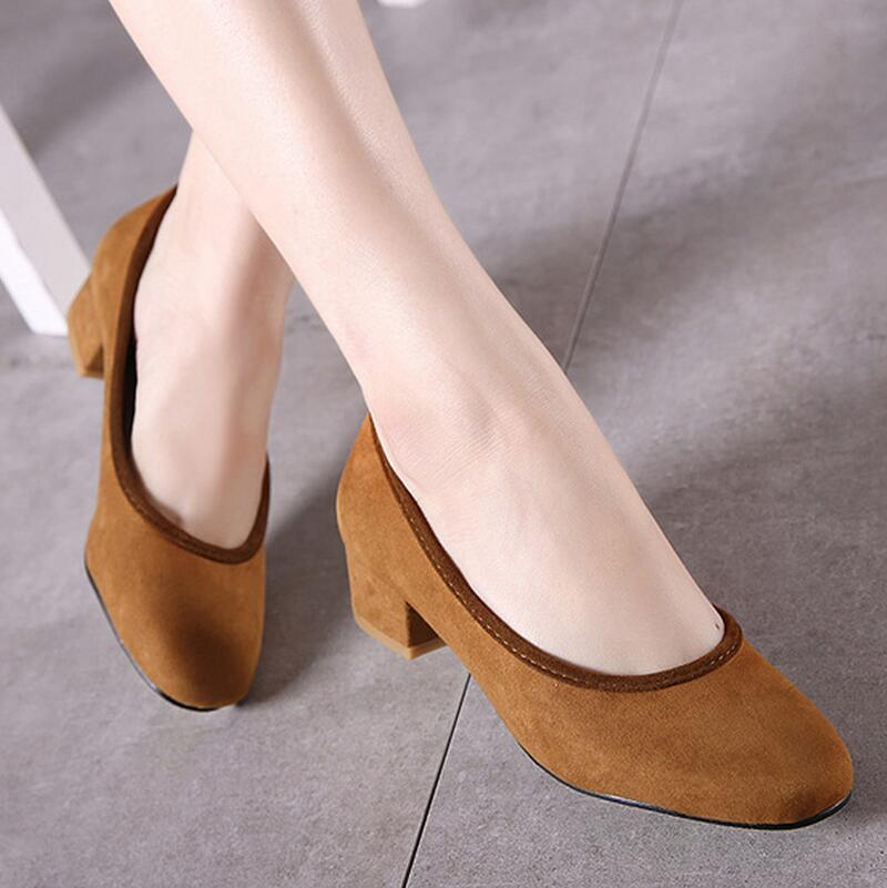 2016 new womens flats shoes casual suede flats