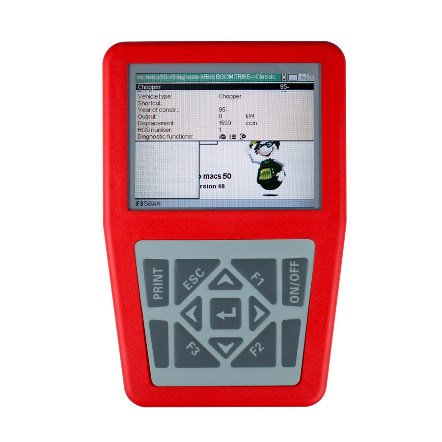 iQ4bike Universal Motorcycles Scan tool Full Set Support almost all brand motocycles Free Shipping(China (Mainland))