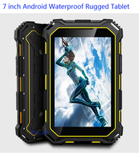 IP68 Waterproof Rugged tablet PC WIFI MP4 MTK8382 quad core 3G 7.0 inch Android phone calls OTG Industrial Computer Accessories(China (Mainland))