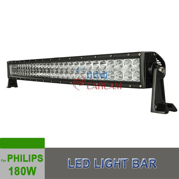 180w Offroad Led Light Bars Spot Flood 12V 24V Offroad Truck Car Driving Lamp New Products For Philips 2015(China (Mainland))