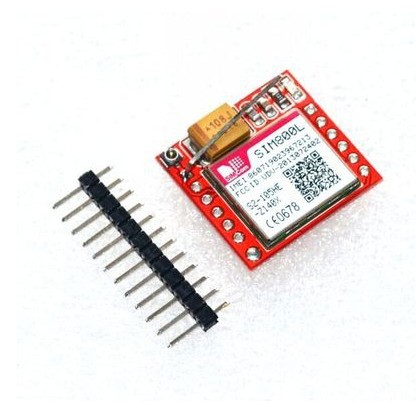 SIM800L GPRS module GSM microSIM card adapter board min / cheapest Core board(China (Mainland))