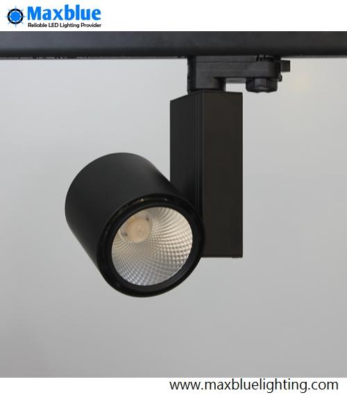 Single Phase Led : W led rail light lamp phase wire ra cree