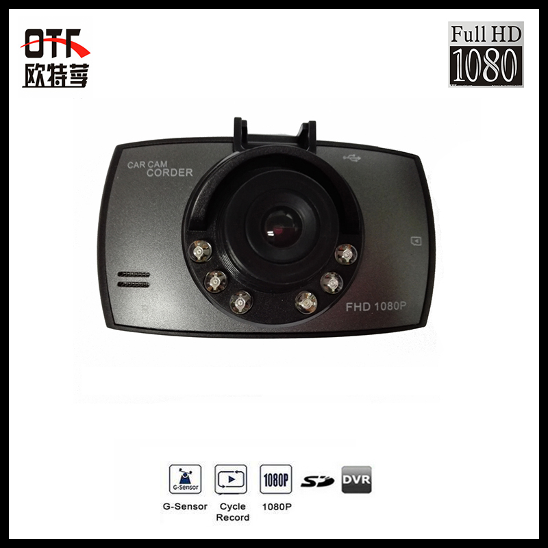 "2.7"" Mini Car DVR Camera Full HD 1080P Dash Cam Night Vision Car Black Box G-sensor Car Camcorder Tachograph Portable Logger(China (Mainland))"