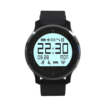 2015 NEW Bluetooth IP67 Waterproof Smart watch F68 with Heart Rate Pedometer smartwatch for Apple xiaomi Android PK U8 GT08 DZ09