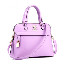 Shell female bag 2016 new fashionista baby temperament Leather Shoulder Messenger Bag one generation(China (Mainland))