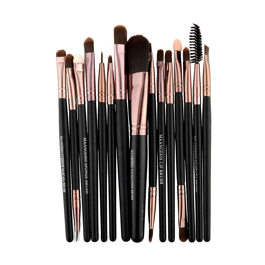 Инструменты для макияжа 15pcs