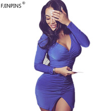 Buy Women Spring Autumn Dresses Clothing Party Elegant Vestidos Sexy Club Cotton Dress Wear Female African Bandage Bodycon Clothes for $10.55 in AliExpress store