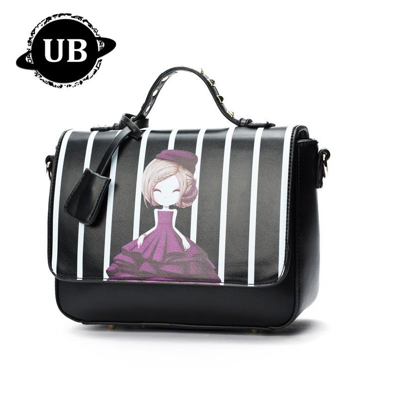2016 Famous Brand Genuine Leather Handbags Vintage Women leather handbags Bolsa Femininas Designer Handbags High Quality J800<br><br>Aliexpress