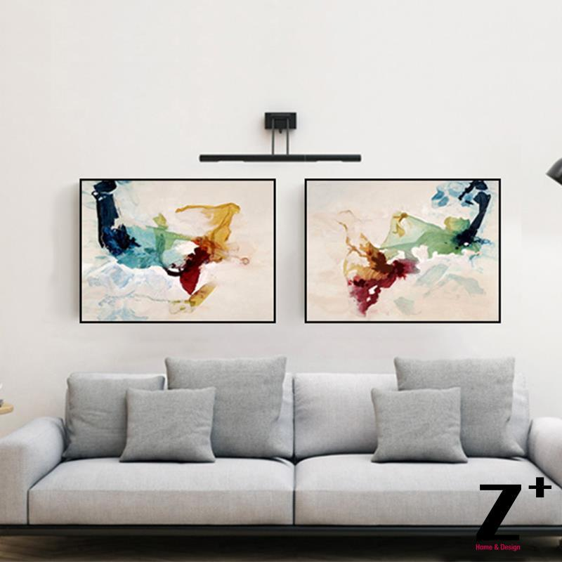 Buy modern decorative picture abatract for Art deco wall colours