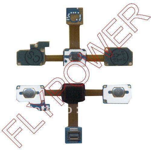 Flex cable for samsung I900 navigator flex cable by free shipping(China (Mainland))