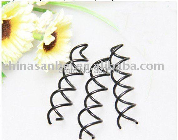 Goody Simple Styles Spin Pin Metal hair clip(China (Mainland))