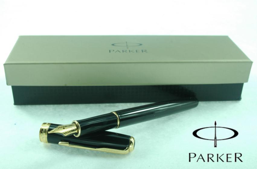 Гаджет  1pcs/lot Parker Pen 7 Colors Parker Sonnet Fountain Pen Brand Black/Red/Blue/Silver Office Supplies 13.8*1.1cm None Офисные и Школьные принадлежности