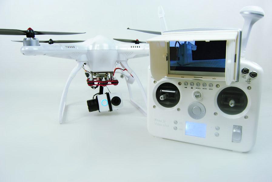 Здесь можно купить  Free Shipping  free X FPV OSD GPS aerial vehicle axis intelligent flight automatic return function comparable DJI Phantom 2  Игрушки и Хобби