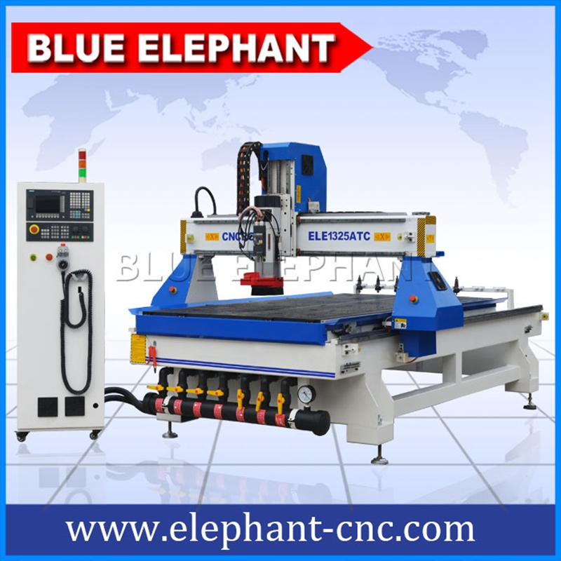 1325 1530 2030 2040 Atc Wood CNC Router, Atc CNC Router 1325, Atc Wood Carving CNC Router dust collector woodworking machine atc(China (Mainland))