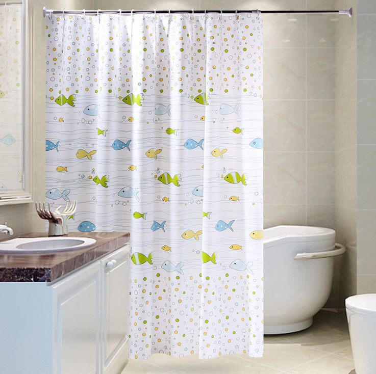 Compare Prices On Cartoon Shower Curtains Online Shopping Buy Low Price Cartoon Shower Curtains