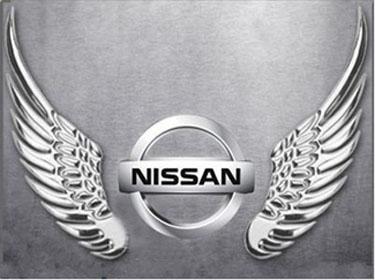 stickers metal wings car  Eagle Wings Car Logo