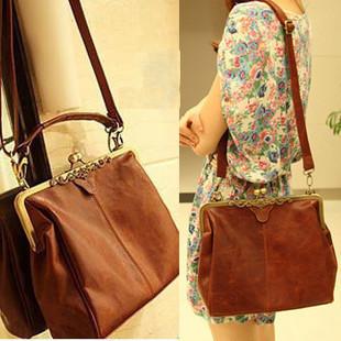 Free Shipping Vintage Crossbody Small Bag Messenger Handbag HECT0043