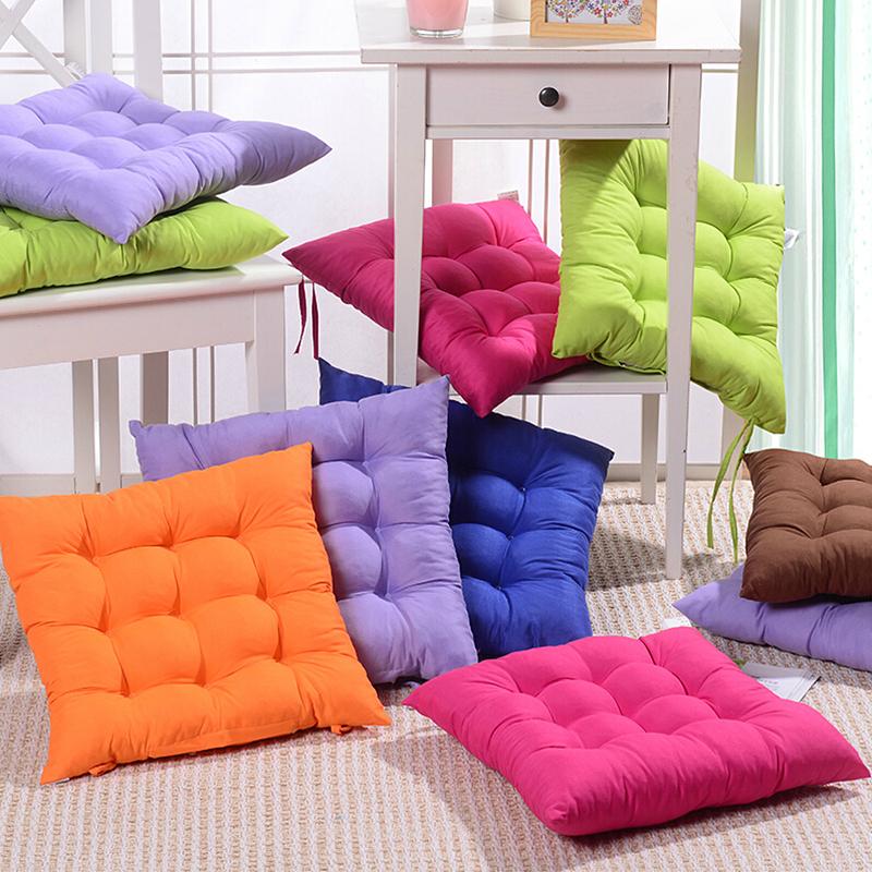 Nouveau chaise garden seat rembourrage mousse tie - Gros coussin de jardin ...