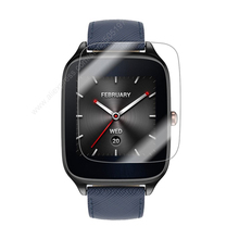 2016 NEW Ultra Slim Film Guard for Asus ZenWatch 2 1.63″ Wrist Unit Clear Skin Cover Smartwatch Screen Protector HD Front Shield