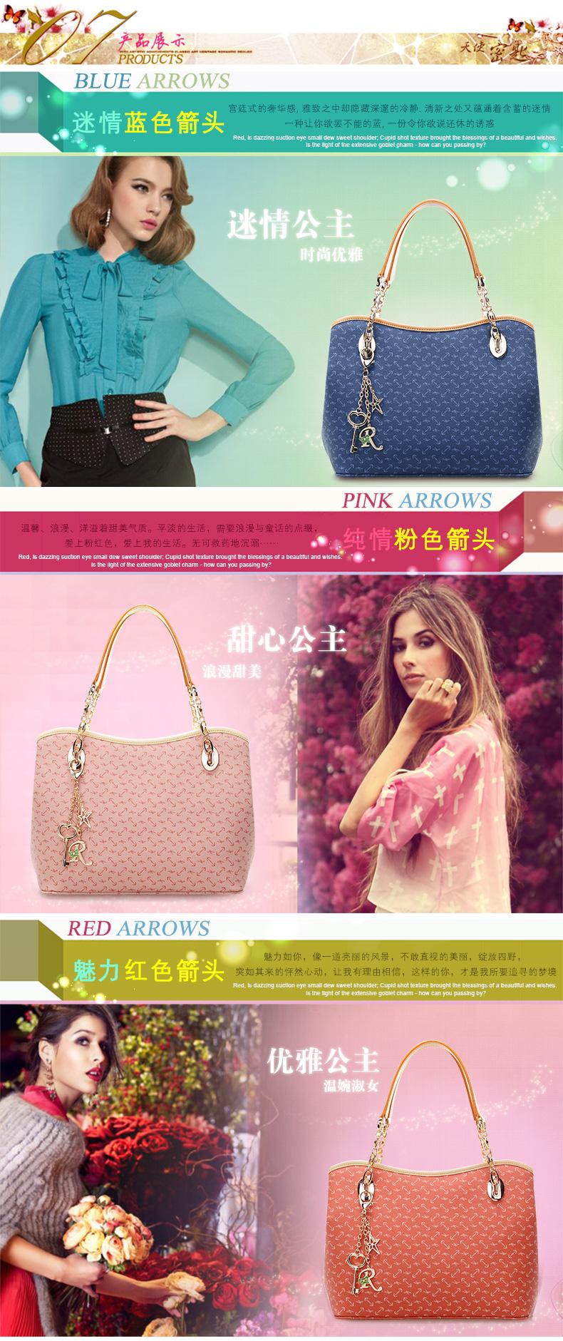 Brand 2016 Elegant Bag 2016 Luxury Handbags Women Bags Designer Promotion New Design Women Totes