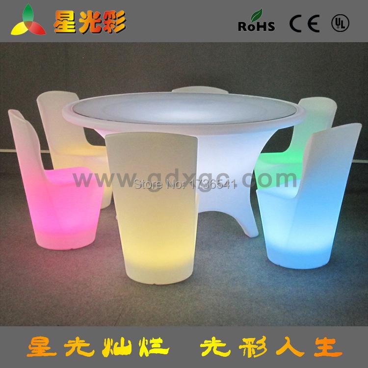 Hong Kong Electronics Show Hot LED light Taobao explosion models Rush Chair Leisure Furniture Discount Furniture luminous(China (Mainland))